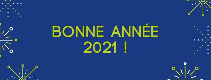 L'équipe CEMM vous souhaite une bonne année 2021 !