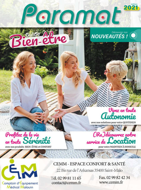 Catalogue CEMM particulier