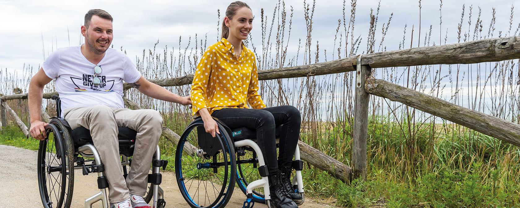 Vente et location de fauteuils roulants à Saint-Malo