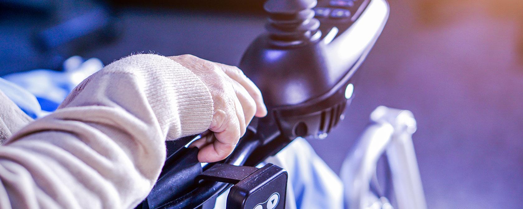 Le matériel médical d'assistance et motorisation électrique